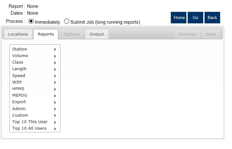 MS2 offers 12 reporting categories